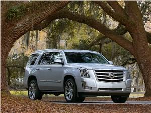Cadillac Escalade - cadillac escalade 2015 эскалация роскоши