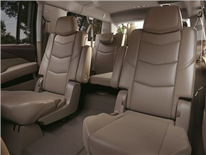 Cadillac Escalade 2015 задние кресла