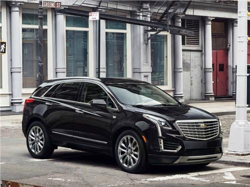 Новость про Cadillac - Cadillac планирует расширять свою SUV-линейку