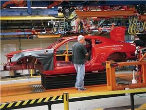 Завод Chevrolet в Ошаве