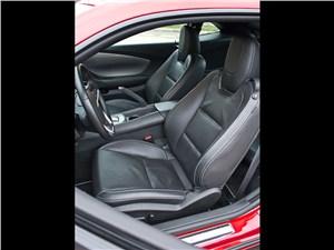 Предпросмотр chevrolet camaro 2012 передние кресла