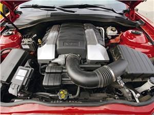 Предпросмотр chevrolet camaro 2012 двигатель