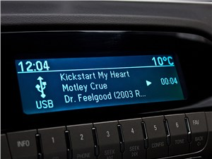 Предпросмотр chevrolet camaro 2012 управление аудиосистемой и климатом