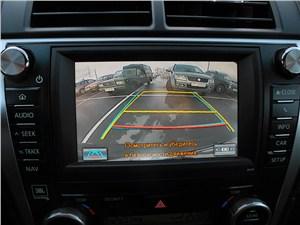 Toyota Camry 2012 монитор компьютера