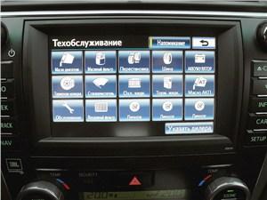 Предпросмотр toyota camry 2012 монитор компьютера