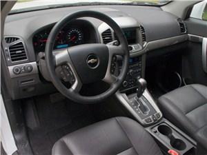 Chevrolet Captiva 2011 водительское место