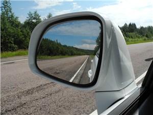 Chevrolet Captiva 2011 наружное зеркало
