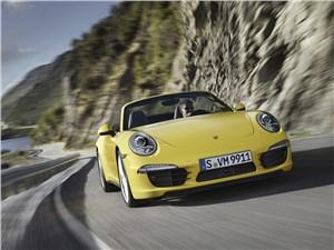 Porsche 911 Carrera 4S Cabriolet (кабриолет)
