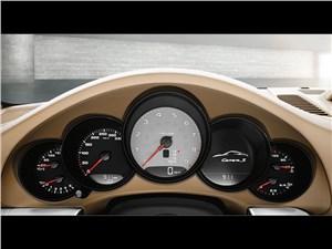 Предпросмотр porsche 911 carrera 4s cabriolet 2011 приборная панель