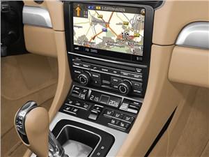 Предпросмотр porsche 911 carrera 4s cabriolet 2011 центральная консоль