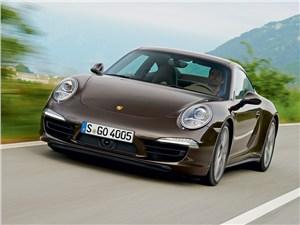 Porsche 911 Carrera 4 - porsche 911 carrera 4 2013 вид спереди