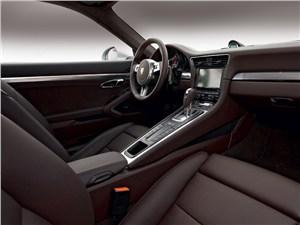 Предпросмотр porsche 911 carrera 4 2013 водительское место