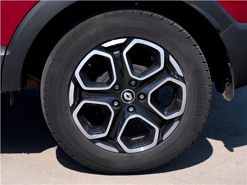 Renault Kaptur (2020) колесо