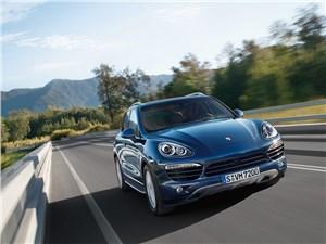 Porsche Cayenne Diesel (универсал)