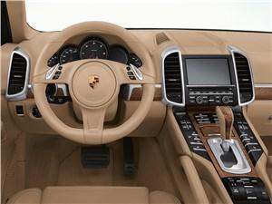Предпросмотр porsche cayenne diesel 2011 водительское место