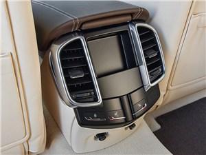 Porsche Cayenne S Diesel 2013 печка для заднего ряда
