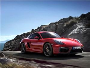 Porsche Cayman GTS 2014 основной вид