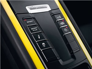 Предпросмотр porsche cayman 2013 кнопки управления режимами
