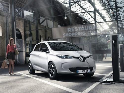 Новость про Renault - Renault выведет свои «беспилотники» на дороги Китая