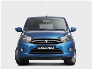 Suzuki Celerio - Suzuki Celerio 2014 вид спереди фото 2