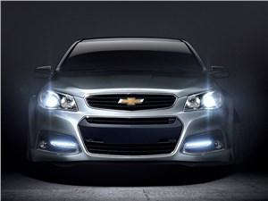 Chevrolet SS (седан 4-дв.)