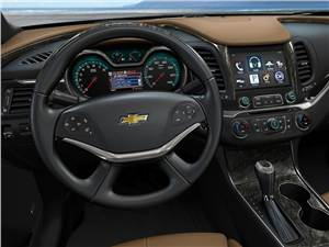 Chevrolet Impala - Chevrolet Impala 2013 водительское место