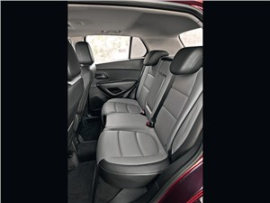 Chevrolet Tracker 2013 задний диван