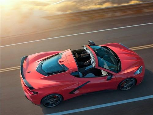 Новый Chevrolet Corvette останется без «механики»