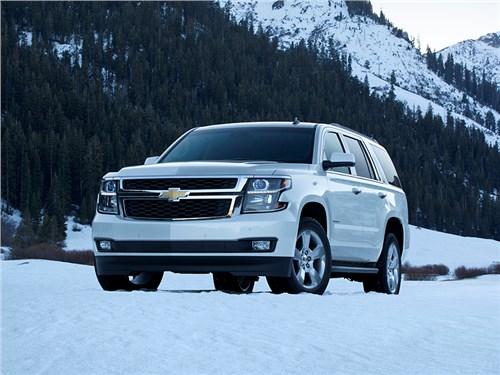 Новость про Chevrolet Tahoe - Chevrolet Tahoe