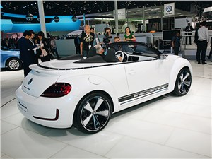 Volkswagen E-Bugster Cabriolet