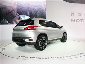 Peugeot Urban Crossover