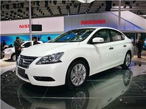 В России Nissan Sylphy будет известна как новая Almera