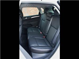 Citroen C4 2011 задний диван