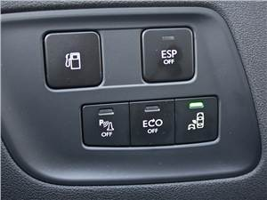 Citroen C4 2011 кнопки управления