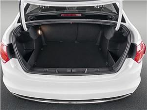 Citroen C4 sedan 2013 багажное отделение