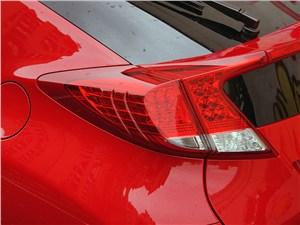 Honda Civic 2012 задний фонарь