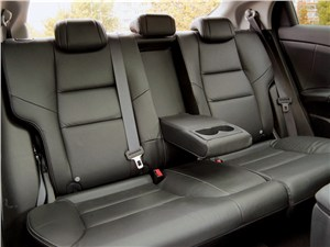 Honda Civic 2012 задний диван