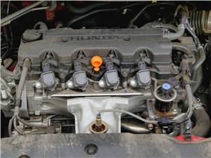 Предпросмотр honda civic 2012 двигатель