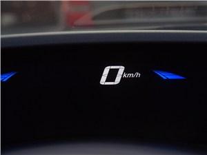 Honda Civic 2012 спидометр