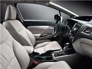 Honda Civic 2013 передние кресла