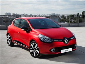 Зажигательная смесь (Renault Clio Sport,Opel Corsa OPC,Seat Ibiza Cupra,Skoda Fabia RS) Clio