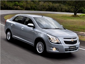Chevrolet Cobalt (седан 4-дв.)