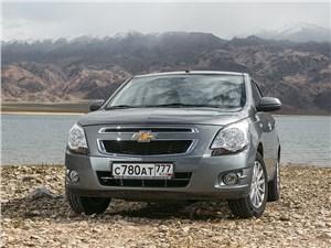Chevrolet Cobalt - chevrolet cobalt 2013 испытание на прочность