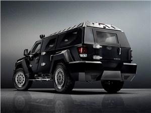 Предпросмотр conquest vehicles evade 2012 вид сзади