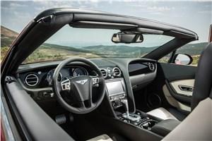 Bentley Continental GT Speed -