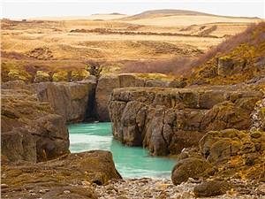 Исландия богата погодными и цветовыми контрастами