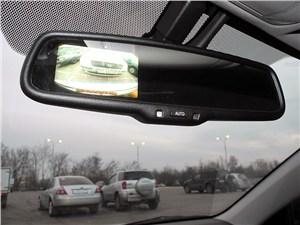 Toyota Corolla 2010 камера заднего вида