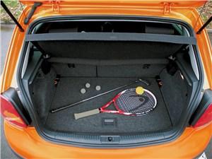 Предпросмотр volkswagen cross polo 2010 багажник