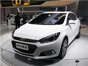 Chevrolet Cruze <br />(седан 4-дв.)
