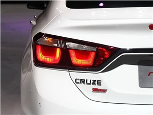Предпросмотр chevrolet cruze 2015 задний фонарь